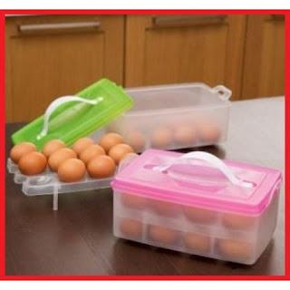 jual box telur murah