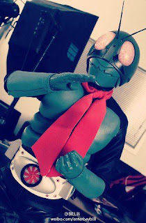Enterbay 1/4 Scale Kamen Rider 1 (Ichigo) Figure