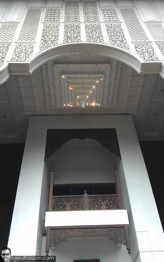 Senibina Muzium Negeri Terengganu