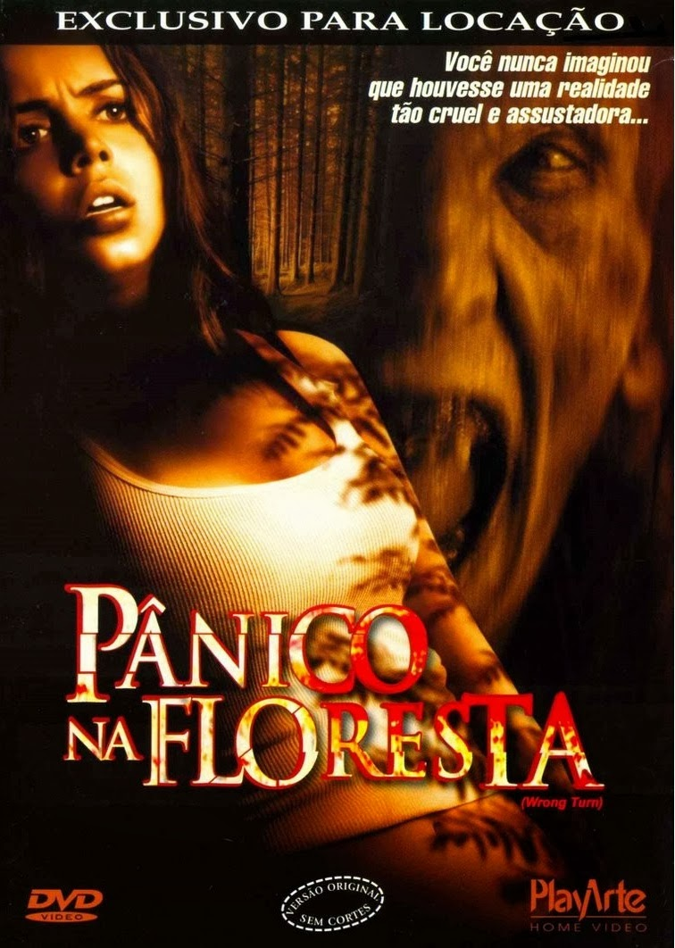 Pânico na Floresta – Dublado (2003)