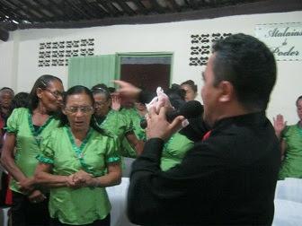 Cong. de Senhoras Igreja Evangélica Arca de Deus  - Uruaú