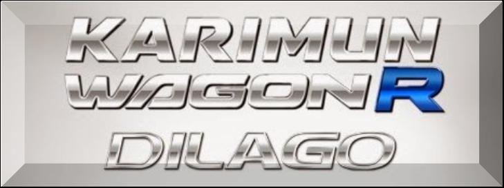 Spesifikasi dan Info Suzuki Karimun Wagon R DILAGO