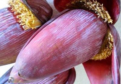 manfaat jantung pisang, pisang ambon siam batu kepok