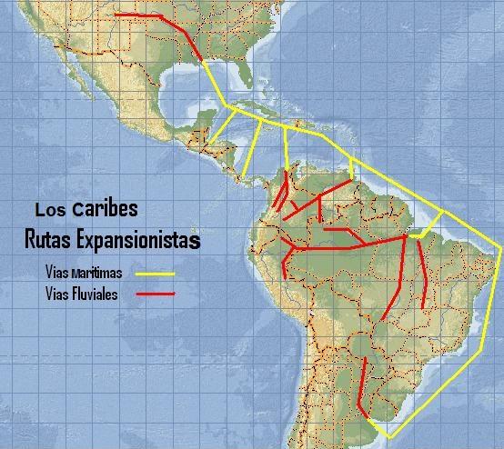 Cultura Caribe  Historia Universal