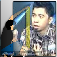 What is the height of Teddy Corpuz?