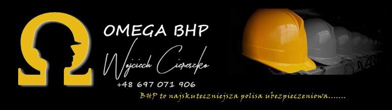 OMEGA  BHP  Białystok Wojciech Ciereszko