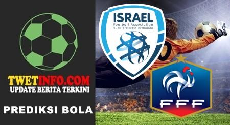 Prediksi Israel U17 vs France U17