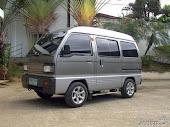 سيارة سوزوكي فان2013