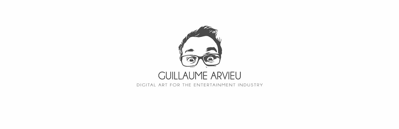 Guillaume ARVIEU - Digital Art for The Entertainment Industry