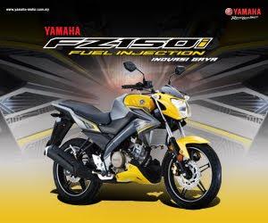 Yamaha FZ150i Inovasi Gaya Anda!