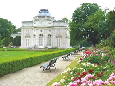 ☆Parc et Jardin de Bagatelle バガテル公園