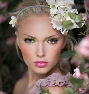 Romantic Wedding Makeup Looks : This year, the look in bridal makeup is ? romantic, feminine and ...