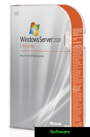 Windows Server Enterprise Edition 2008 SP2 32+64Bit (17-07-2011)