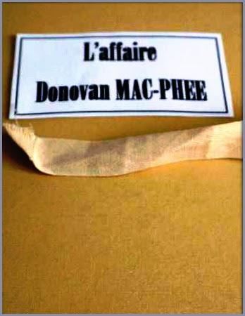 Comédie policière :  L'affaire Donovan Mac Phee