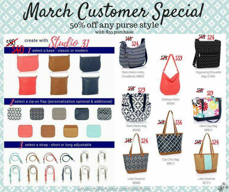 Shop My Thirty-One Site
