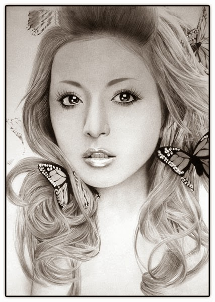 Beautiful Pencil Sketches of Nature