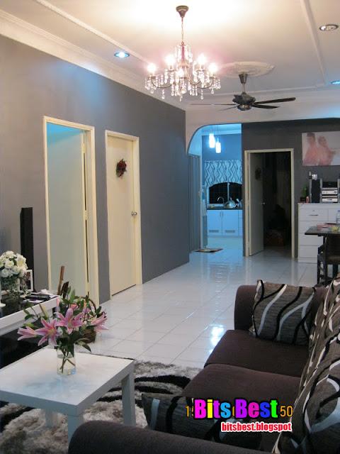 modern living room hiasan dalaman ruang tamu moden share