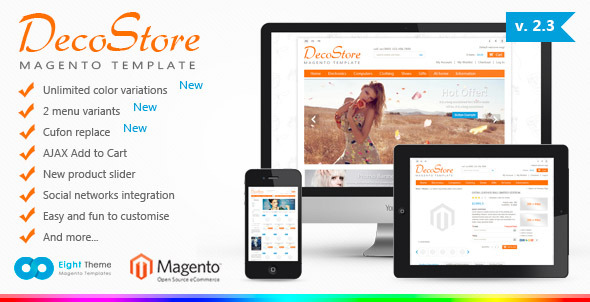 DecoStore-Magento-Template