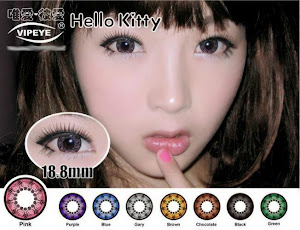 Hello Kitty Softlens