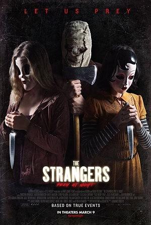 Filme Os Estranhos - Caçada Noturna 2018 Torrent
