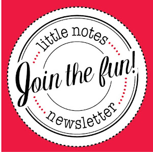 join little notes here...