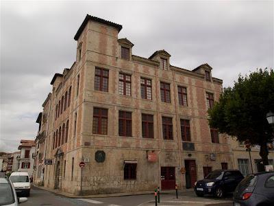 Casa Joanoenia o Mansión de la infanta en San Juan de Luz