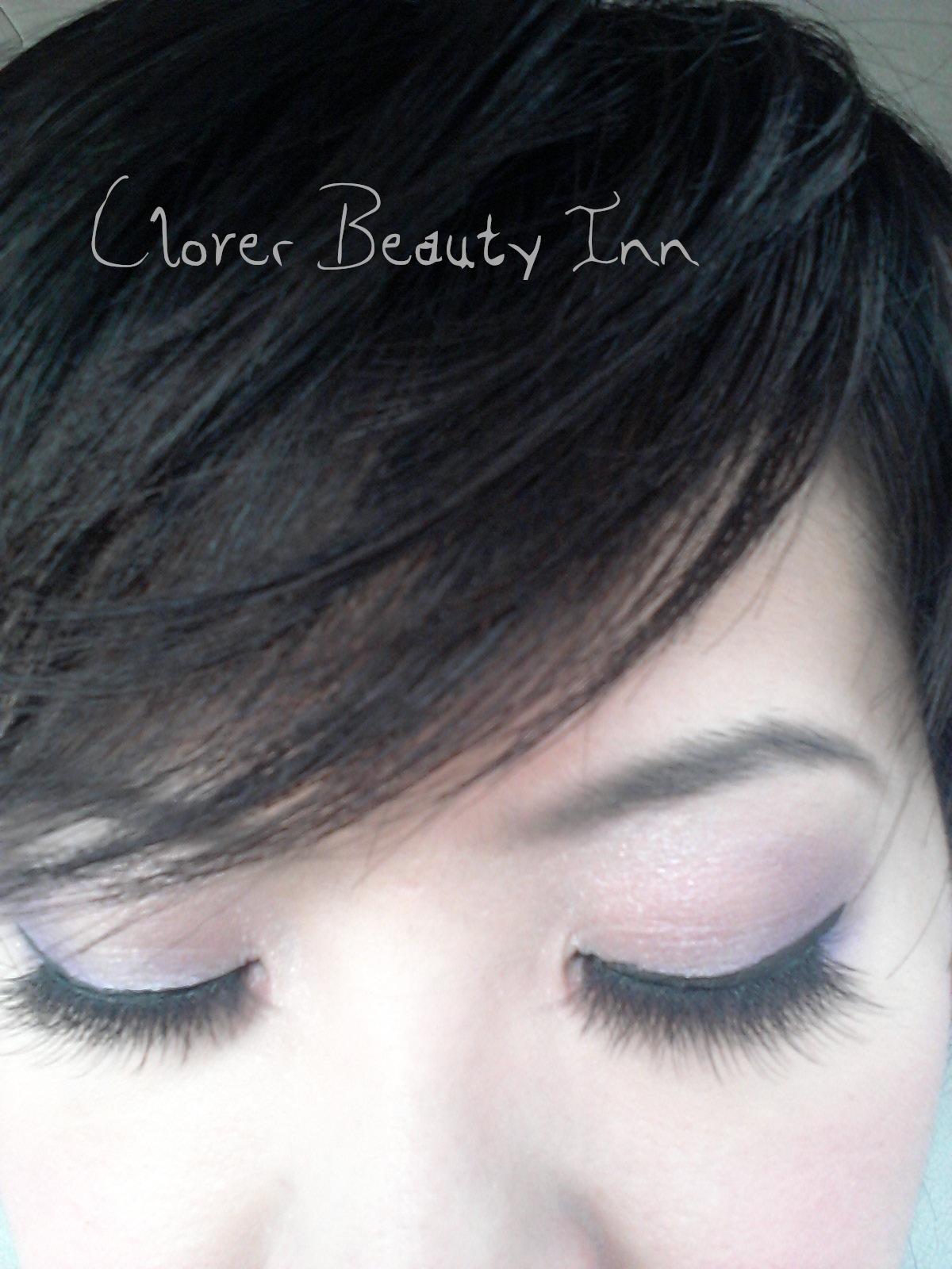 The Clover Beauty Inn Lotd Summer Colors Shu Uemura False Lashes