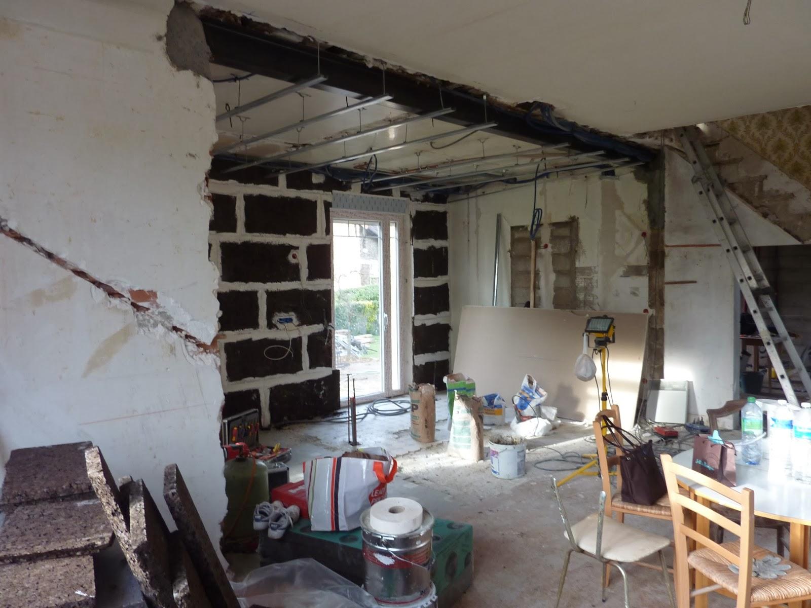 Travaux interieur maison maison m1 maison va17 paul for Travaux interieur maison
