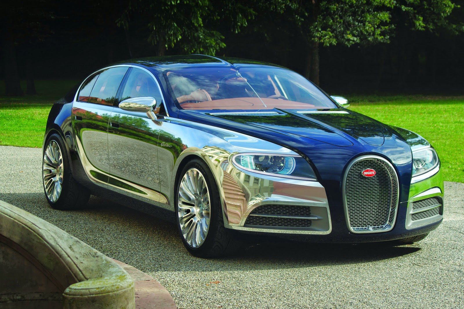 NEW 2015 Bugatti-16C-Galibier in motion