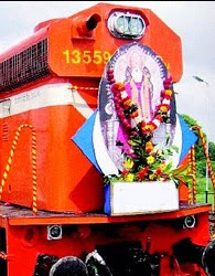Special Train to Shirdi from Pondicherry