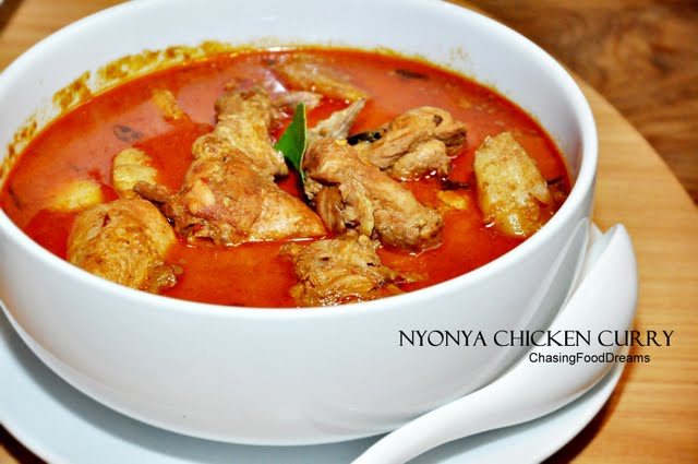 nonya chicken curry recipe singapore mei