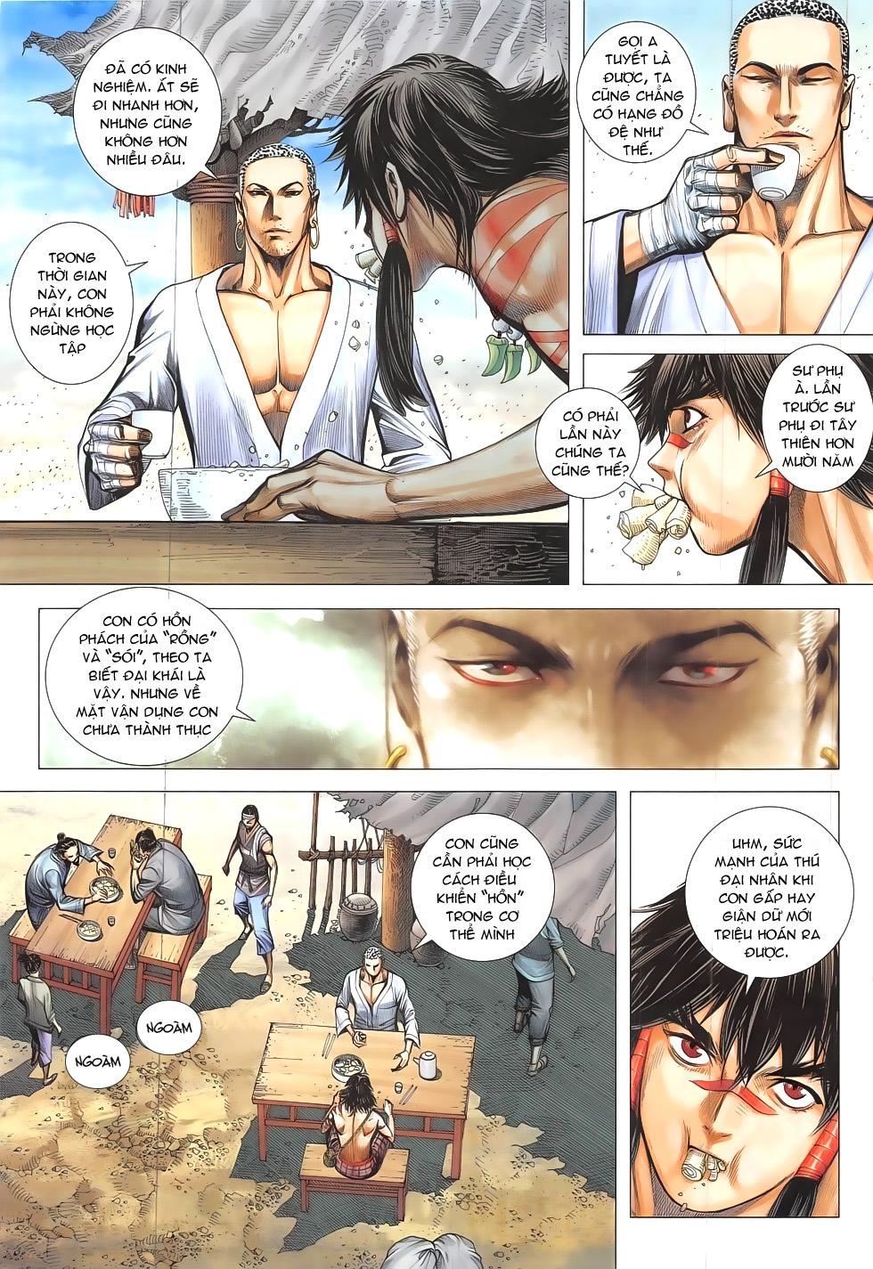 Tây Du chap 10 Trang 15 - Mangak.info