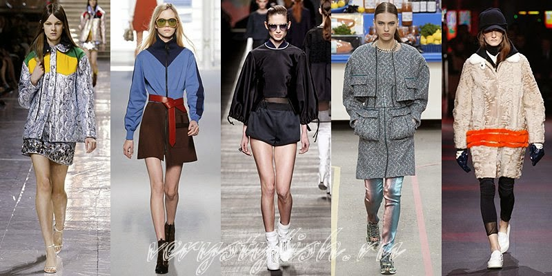 2014 Fall Women's Clothes Fashion Trends
