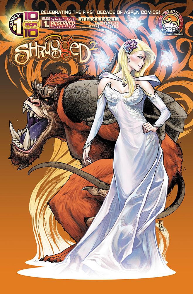 Preview: SHRUGGED #1