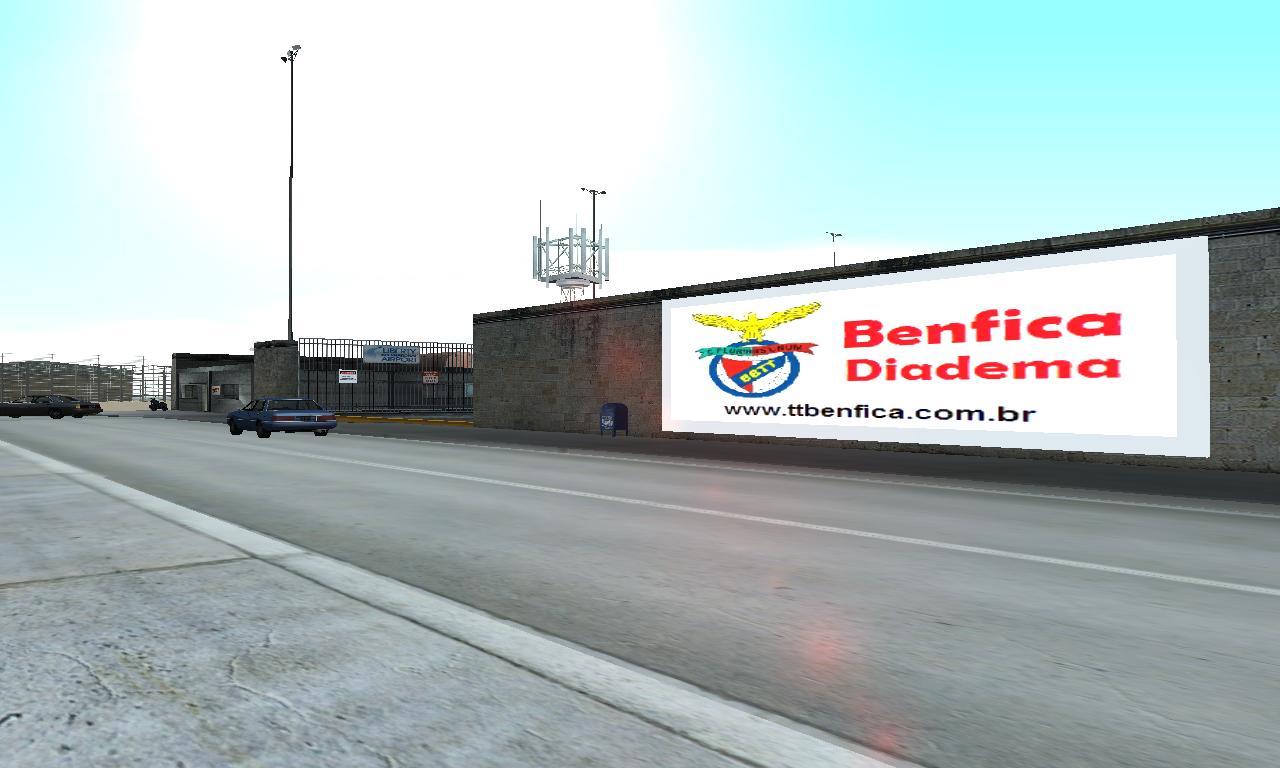 Garagem Benfica BBTT Diadema Los Venturas #C20911 1280x768 Banheiro De Avião Da Gol