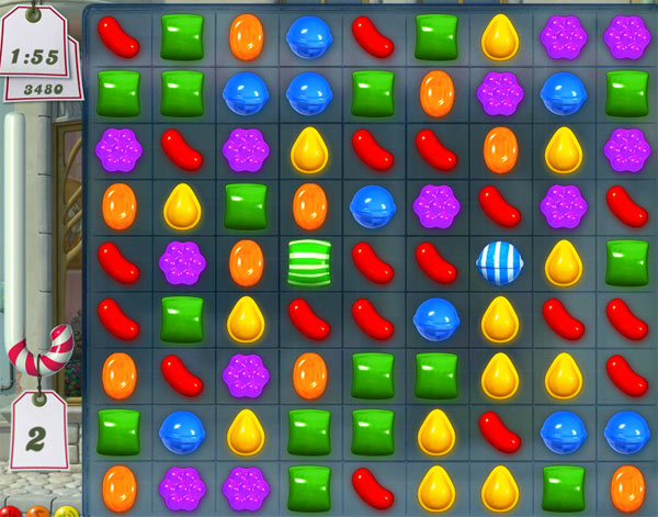candy crush online free
