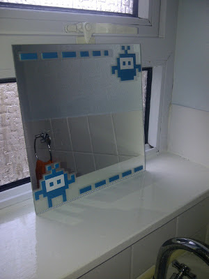 Gamer Bathroom, Bathroom Makeover, Video Game Bathroom, Video Game Room