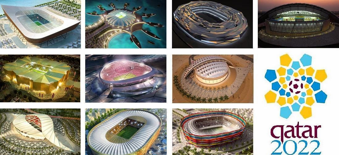 estadios Qatar 2022