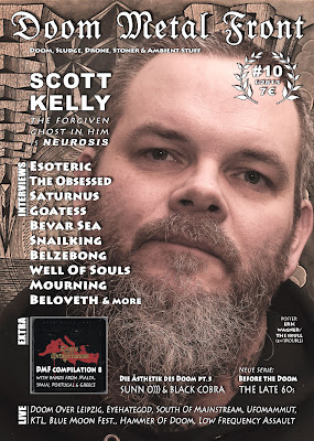 DOOM METAL FRONT #10 - Anniversary Issue