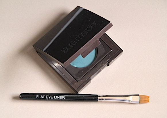laura mercier tightline deep teal collection automne 2012 test avis swatch