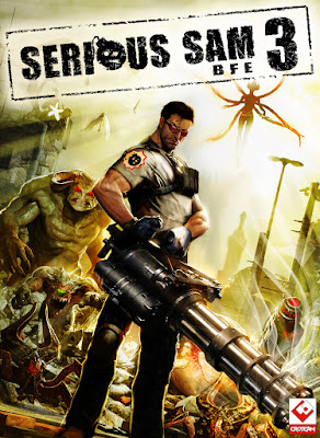 Serious Sam 3 HD Wallpaper