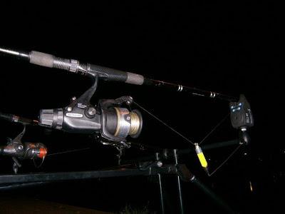 Vapateline helpottaa useammalla vavalla kalastamista.