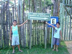 Visite a Serra da Barriga