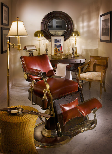 Antique Barber Chair1