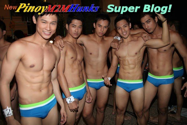 New PinoyM2MHunks Super Blog!
