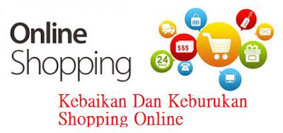 panduan Shopping Online terbaik