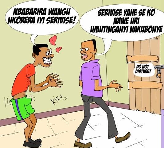 iby abagabo benda abandi
