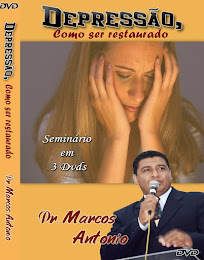 DEPRESSO, COMO SER RESTAURADO (Seminrio em 3 DVDs)