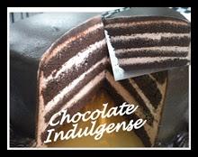 Class/Order~Chocolate indulgense