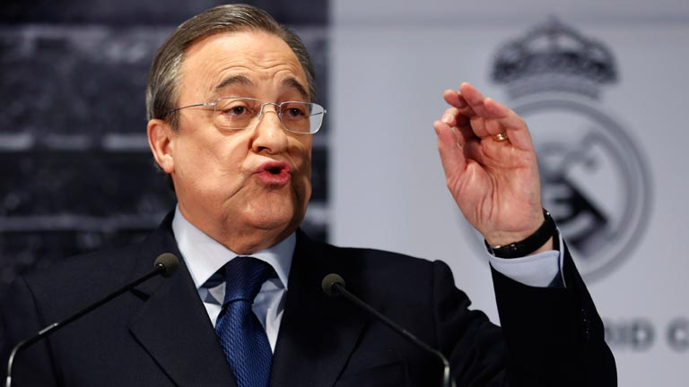 Fans Real Madrid Tuntut Pengunduran Diri Perez Sebagai Presiden Klub